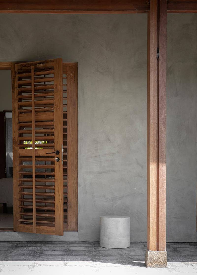beach house asian door design aim - K House