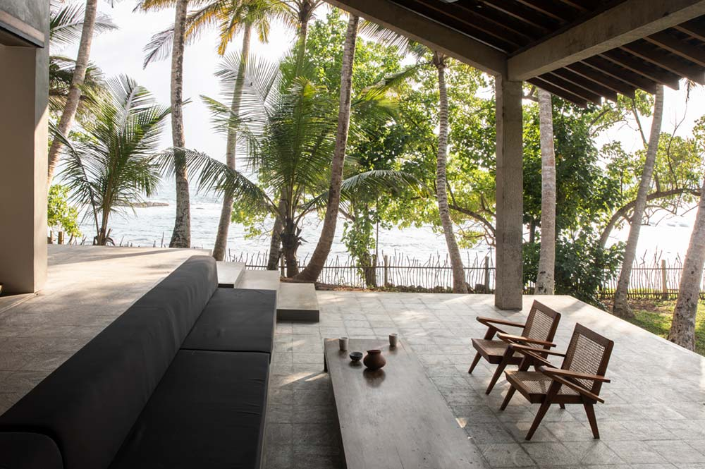 beach house asian lounge design aim - K House