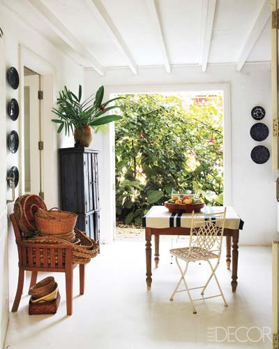 Beach House Decor: Brazilian Design