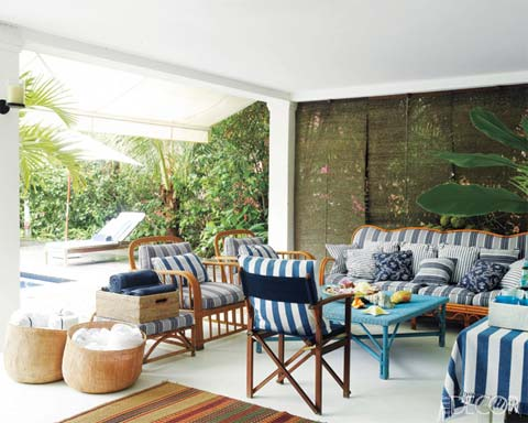 Beach House Decor Brazilian Design Beautiful Interiors Coastal Homes
