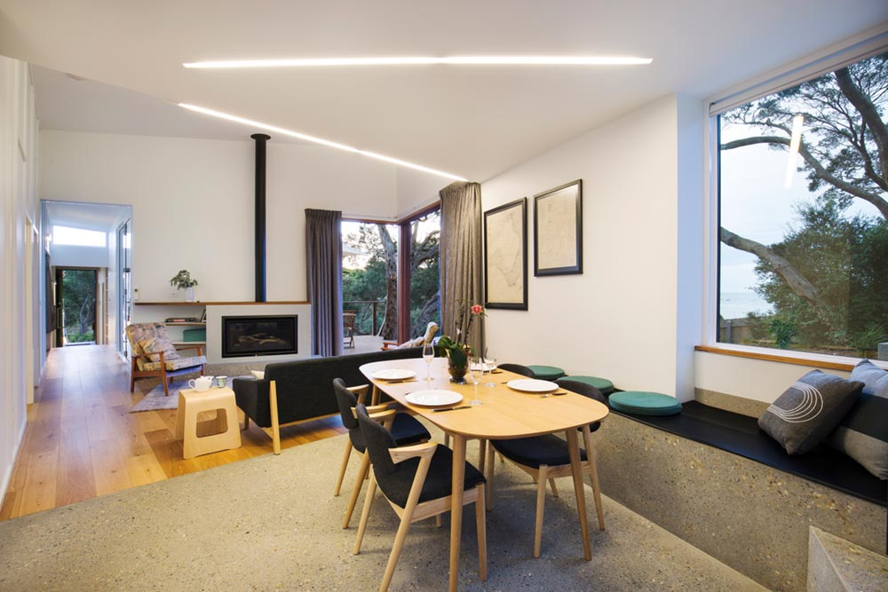 Beach House Dining Room Design
