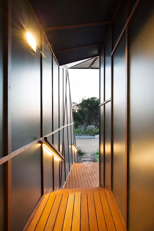 Beach House Entryway Design
