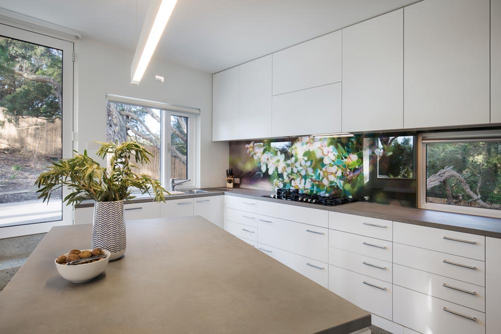 Beach House Kitchen Design
