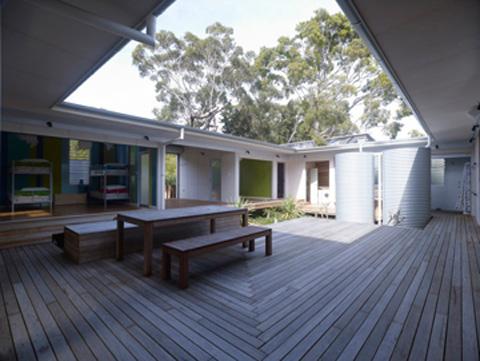 beach house seal rocks 6 - Seal Rocks House 4: surf, beach and patio house