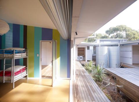 beach house seal rocks 8 - Seal Rocks House 4: surf, beach and patio house