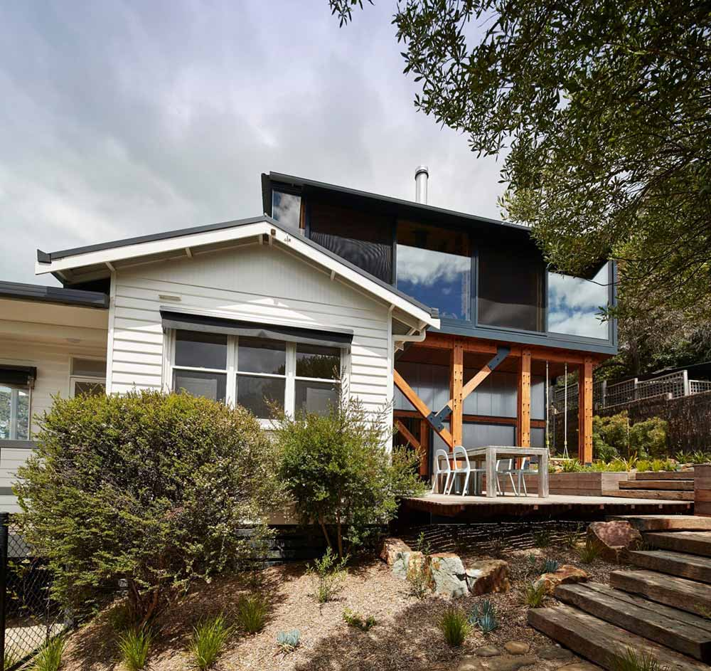 beach shack extension ma0 - Dorman House
