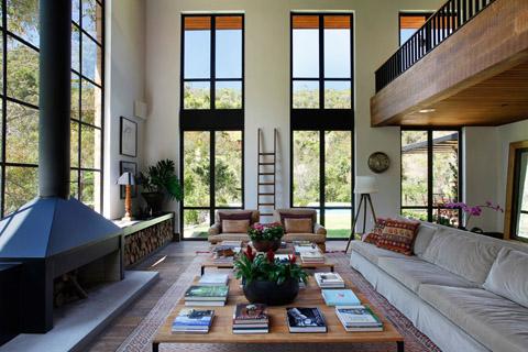 Casa Rv Araras Grounded By Light Beautiful Interiors