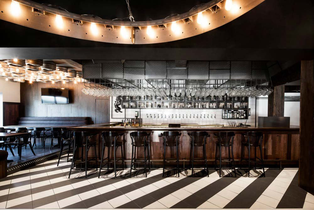 Beautiful Das Moderne Bar Design Contemporary - Milbank.us ...