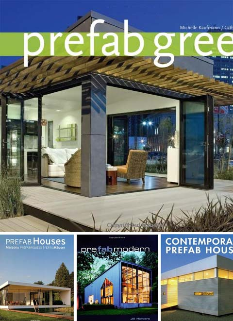 best prefab home books1 - Bestselling Books: Prefab Homes