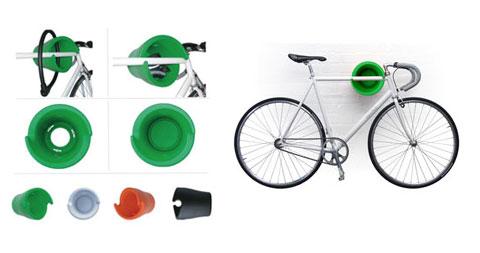 Cycloc Bike Storage Solution Cycling Gear Storage