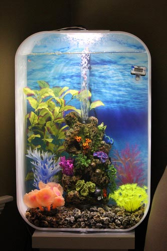 biorb life aquariums go fish art decor. Black Bedroom Furniture Sets. Home Design Ideas