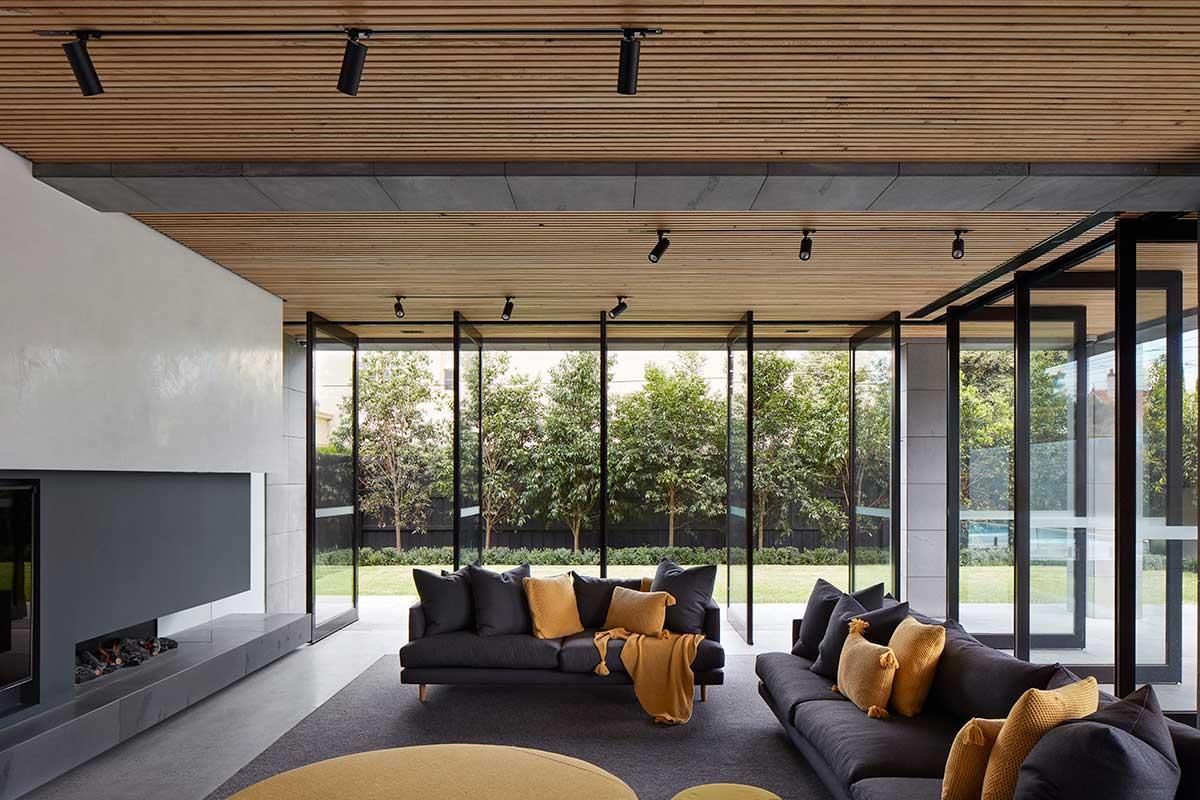 bluestone home living design - The Quarry House