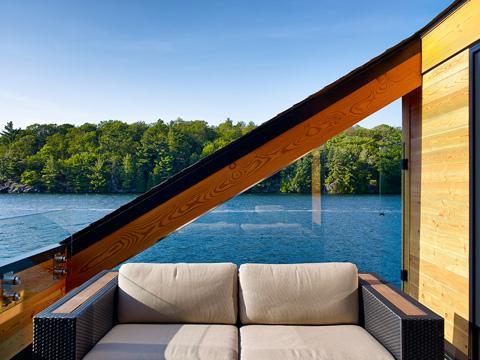 Lake Joseph Boat House