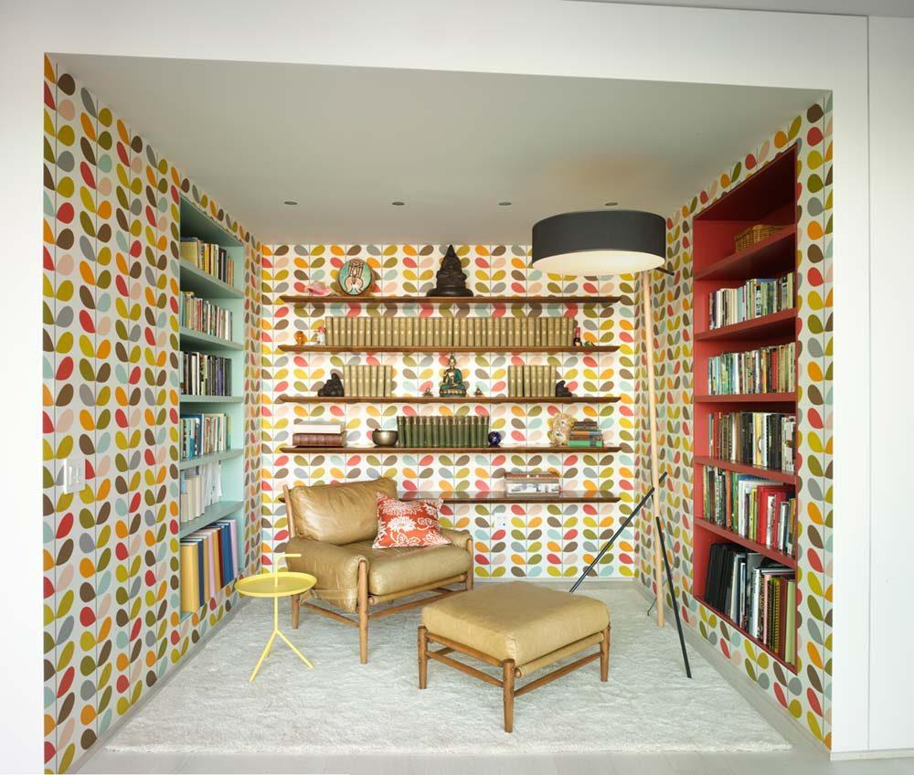 bohemian apartment design iny 1 1000x848 - Bohemian Apartment