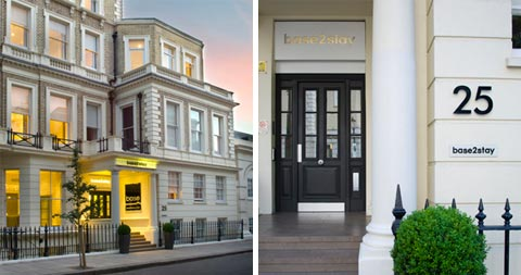 Boutique hotels base2stay in london boutique hotels for Small boutique hotels london
