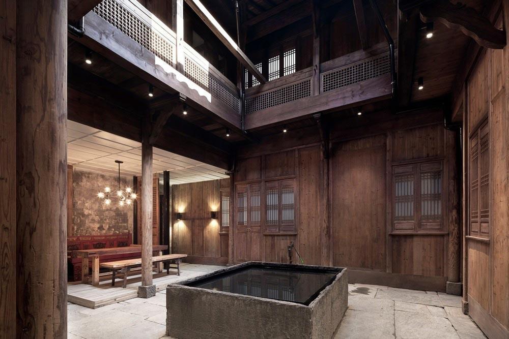 boutique hotel china skywells courtyard - Wuyuan Skywells Hotel