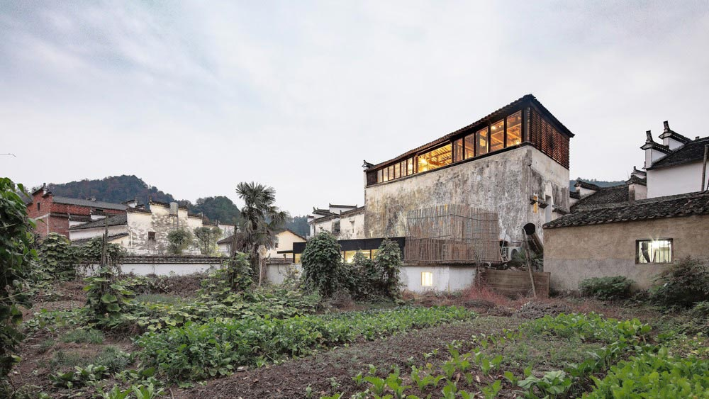 boutique hotel china skywells exterior - Wuyuan Skywells Hotel