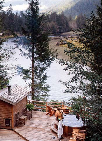 boutique hotel clayoquot 15 - Clayoquot Wilderness Resort: pampering in the wild
