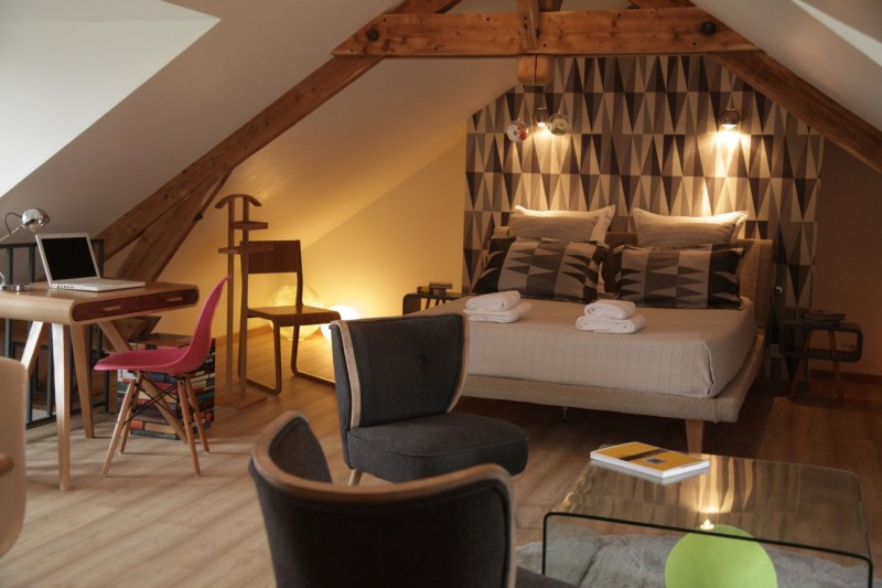 boutique hotel france ricfer71 800x533 - Chez Ric & Fer: fearlessly French B&B Charmer