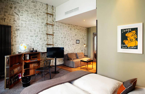Boutique Hotels Hamburg Germany