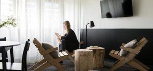 boutique hotel lounge design oslo 300x140 - Aparthotel Oslo