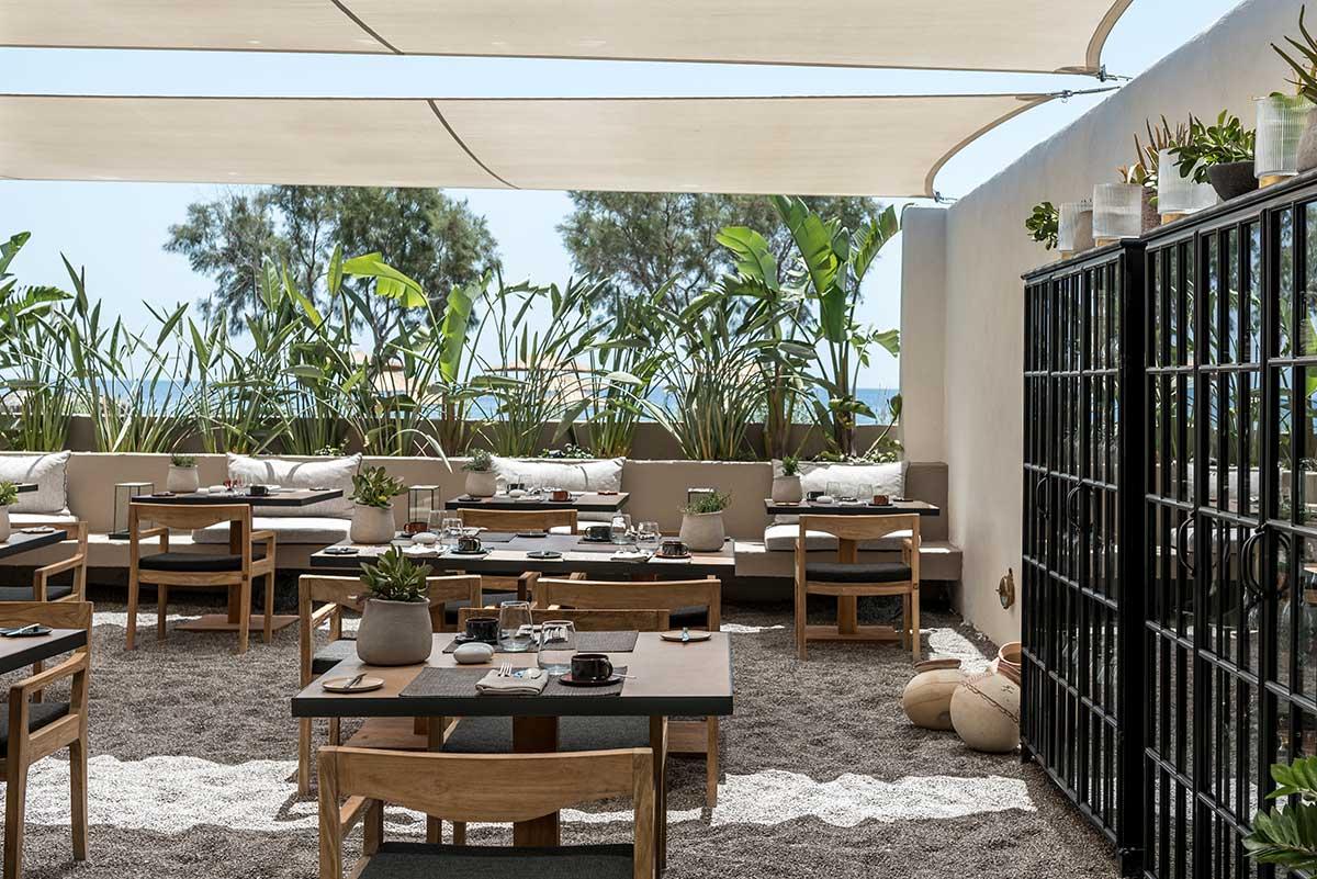 boutique hotel santorini istoria dining - Istoria Hotel Santorini