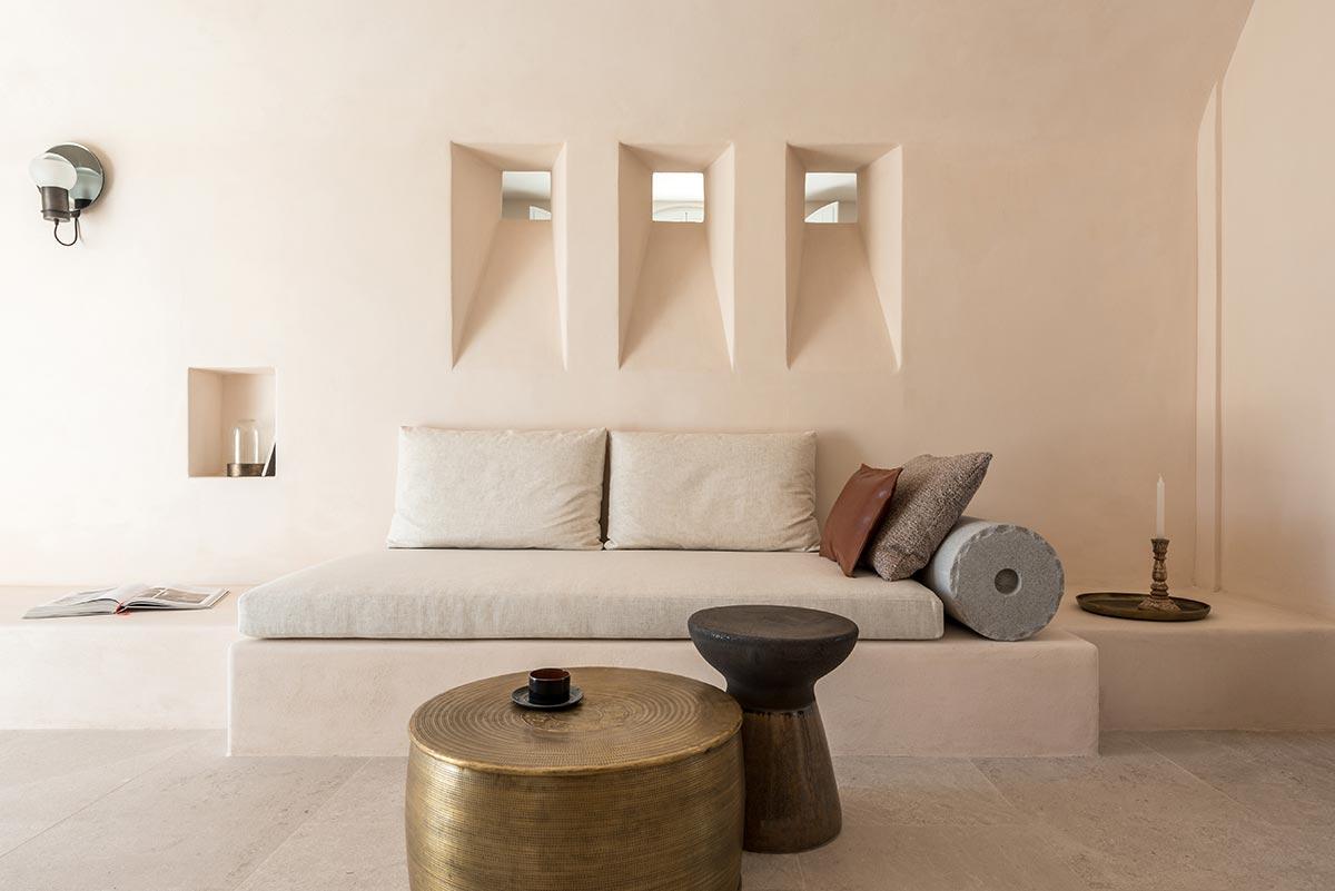 boutique hotel santorini istoria living - Istoria Hotel Santorini
