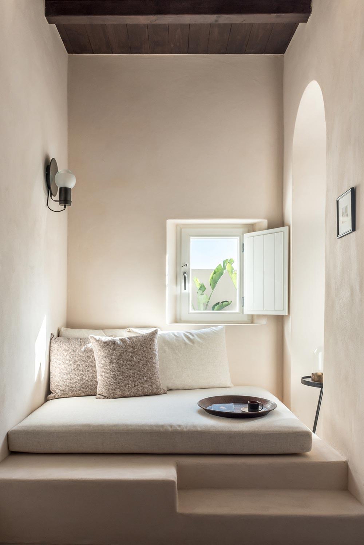 boutique hotel santorini istoria lounge - Istoria Hotel Santorini