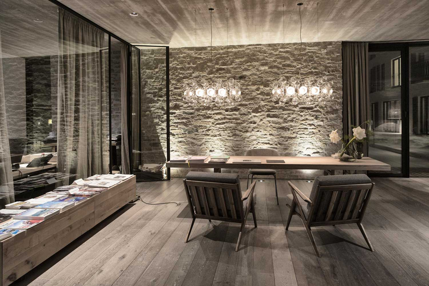Wiesergut hotel beautiful interiors boutique hotels for Boutique hotel saalbach