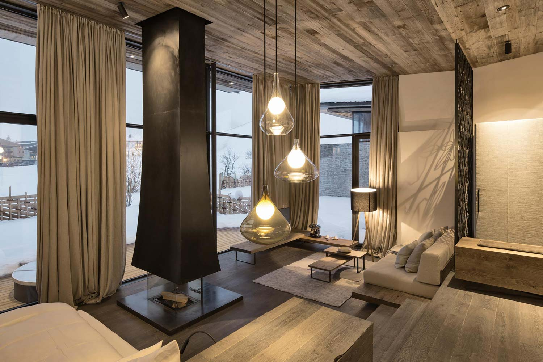 Wiesergut hotel beautiful interiors boutique hotels for Boutique hotel ski