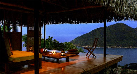boutique resort tea - Boutique Hotels: A Lush Mexican Jungle Resort