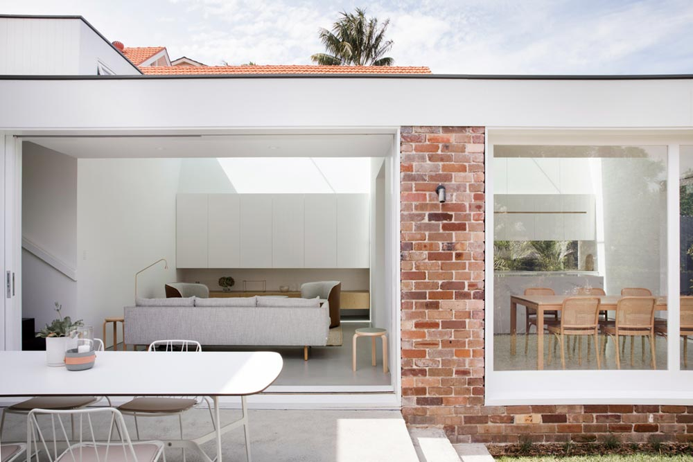 brick home extension design jl2 - Nat's House
