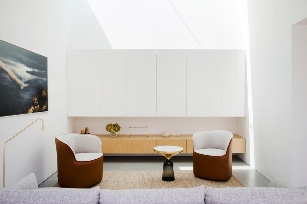 brick home extension design lounge jl - Nat's House
