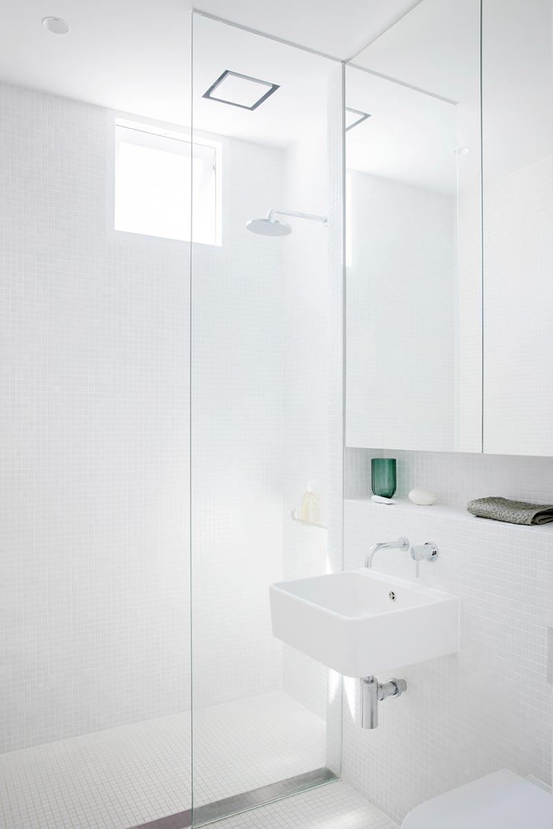 brick home extension design shower jl - Nat's House