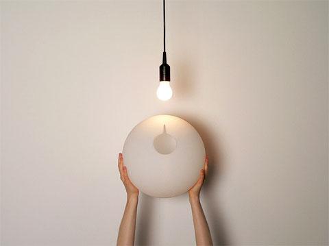 Hang on easy lampshade bulb fiction lighting hang on easy lampshade bulb fiction mozeypictures Gallery