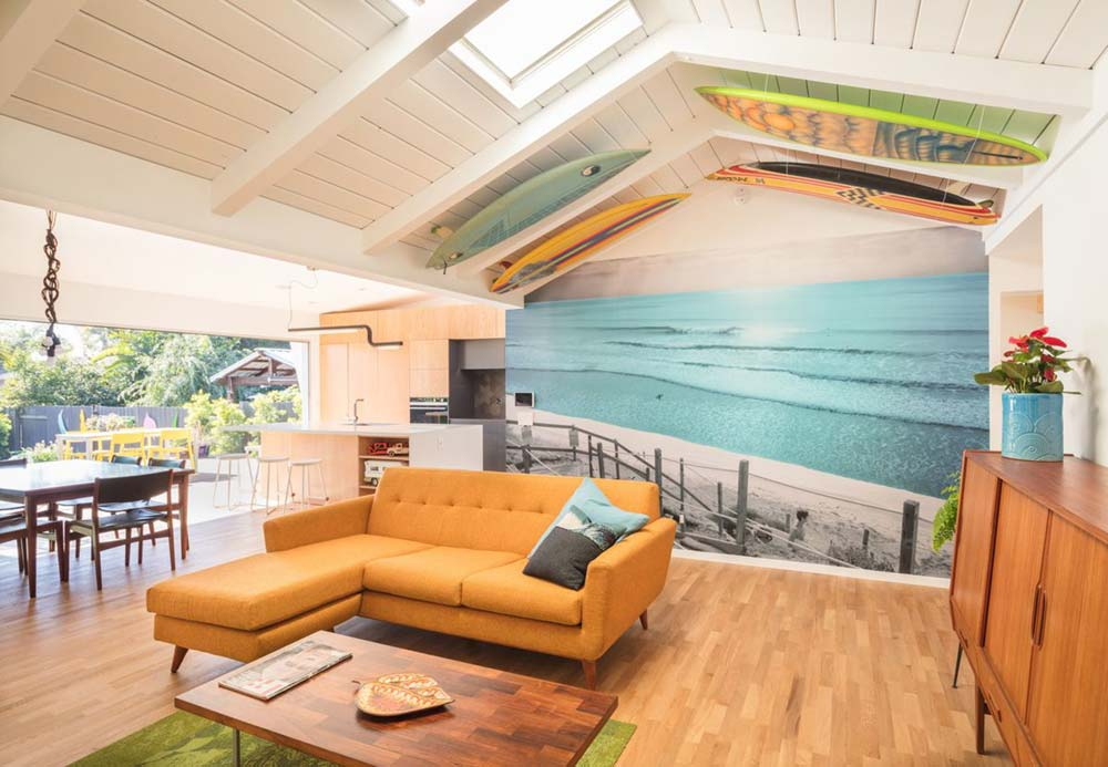 ca bungalow open plan sh - The Beach Lab