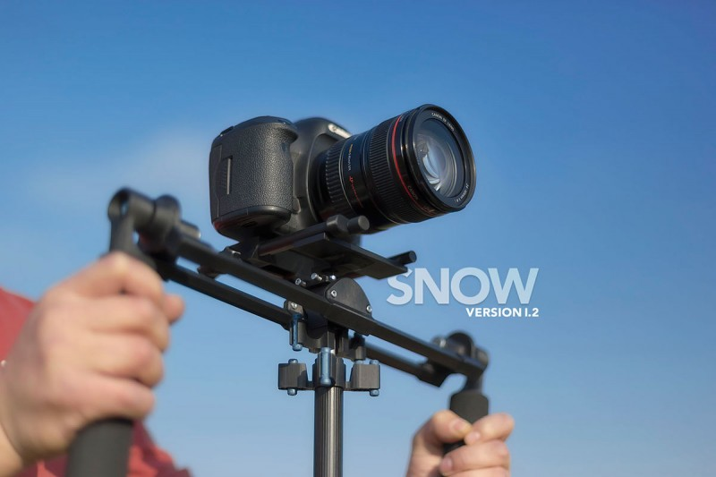 camera rig stabilizer snow 800x533 - Snow Camera Stabilizer