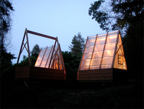 camping huts swamp 8 - Swamp Hut: Glorified Camping