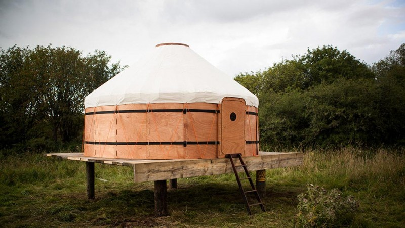 canvas yurt jero trakke1 800x451 - Jero Shelter