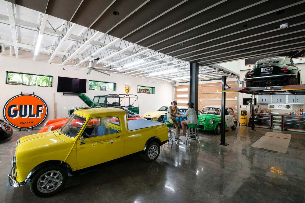 car collector home garage mfa - Autohaus
