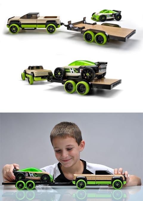 car toy automoblox 2 - Automoblox: Back To The Future