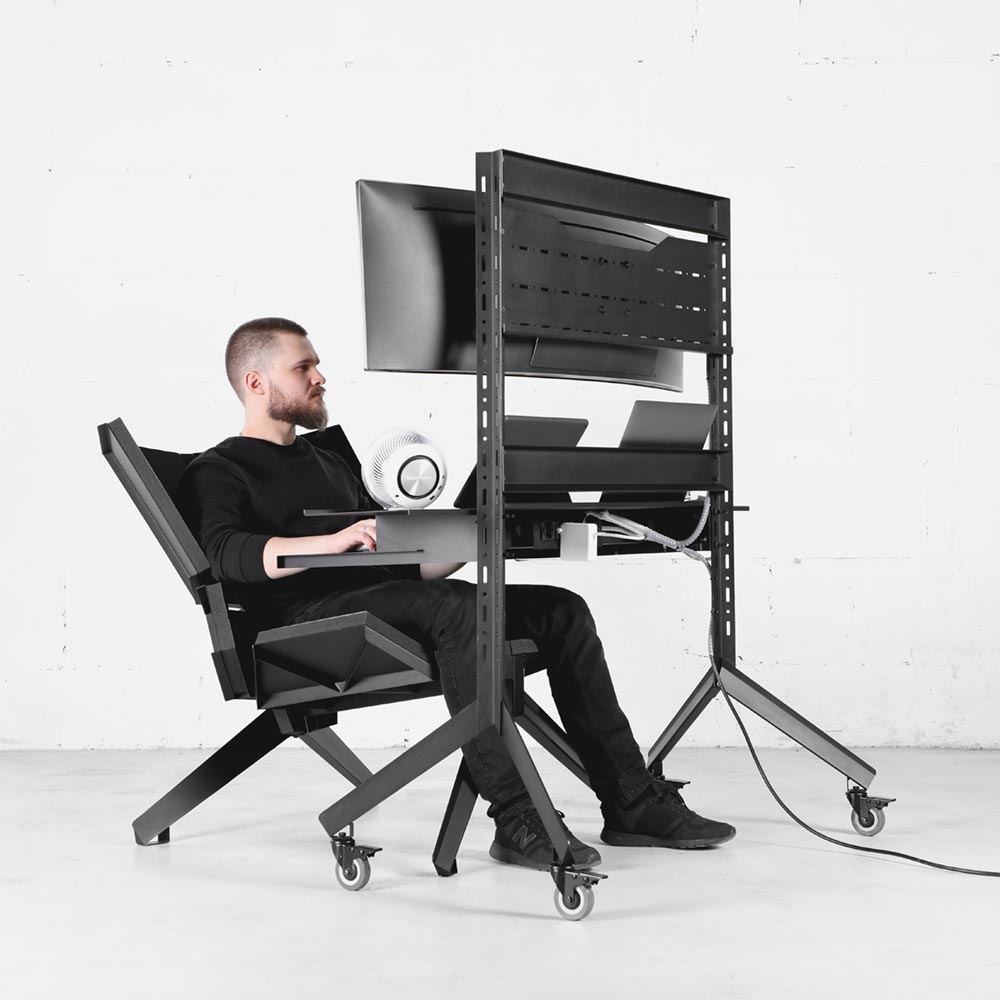 chair workstation x3 - The X series