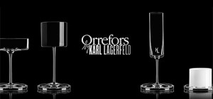 champagne flute lagerfeld2 300x140 - Champagne flute set by Karl Lagerfeld