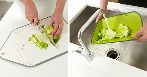 chopping-board-strainer