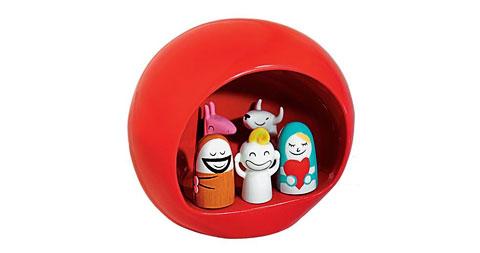 christmas nativity crib - Christmas Crib Decor