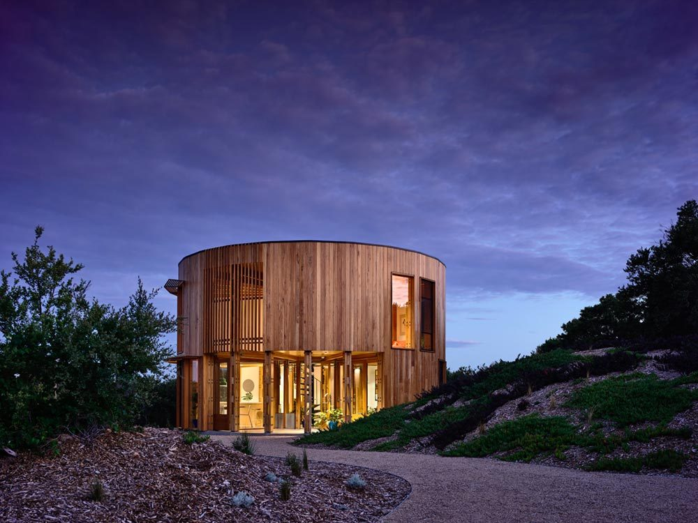 circular beach house design ama 1000x750 - St Andrews Beach House