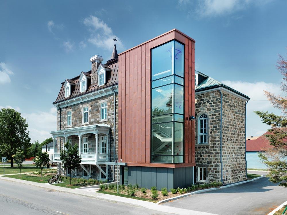 Saint Roch De L Achigan City Hall Home Extensions