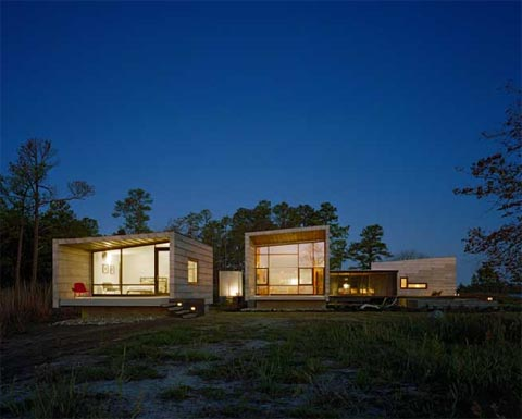 coastal house hoopers 4 - House on Hoopers Island: Cabins Collective