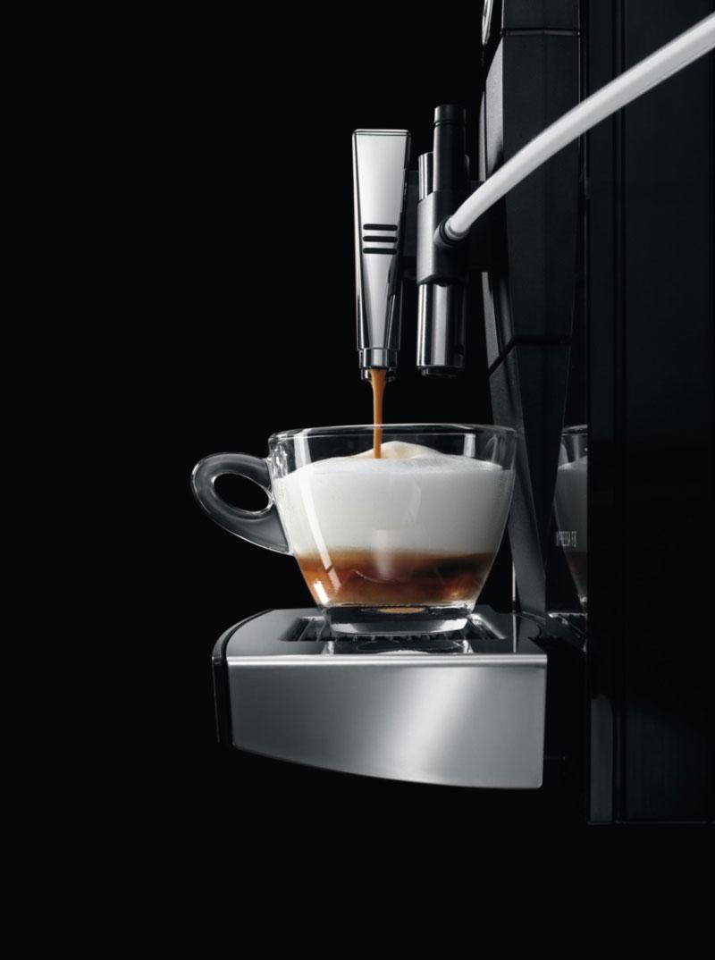 jura impressa coffee tea. Black Bedroom Furniture Sets. Home Design Ideas