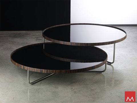 coffee table adelphi 2 - Adelphi coffee table: two brothers